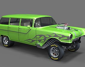 3D model Gasser Pontiac Chieftain