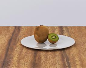 Kiwi Fruit 3D asset