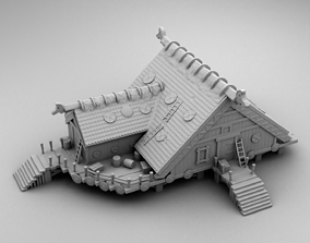 House of vikings 3D print model