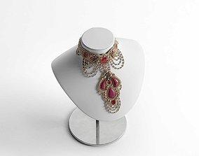 3D Orubis Necklace