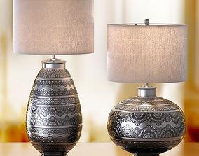 3D bedlamp Table Lamp