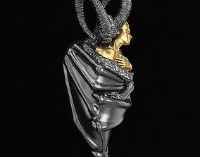 3D printable model Pendant Horror of the night