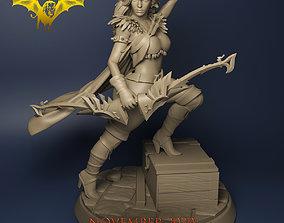 3D print model Archer