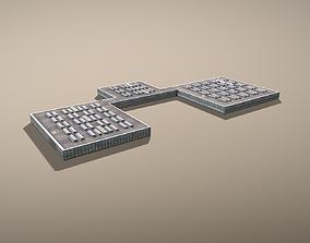 3D model Storage LSZB Bern Storage