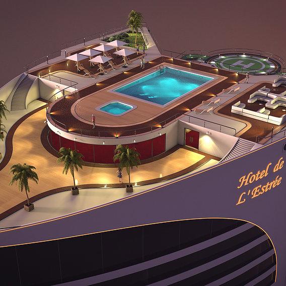 Hotel - Rooftop
