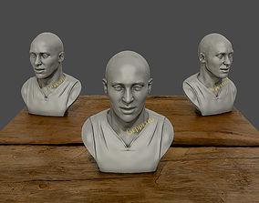 3D Sculpture of Kobe Bryant figurines