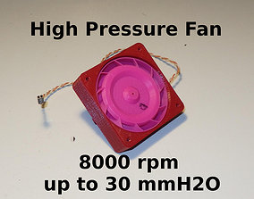 High pressure fan - RtA70kit - RC models and