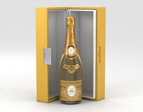 3D Cristal Champagne