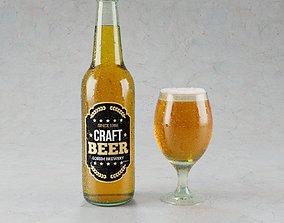 3D Craft Beer