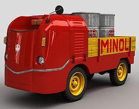 3D diesel Dieselameise M-21
