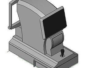 3D OPTICAL AUTOREF