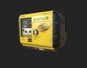 3D model PBR generator