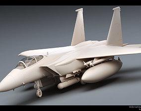 McDonnell Douglas F-15E Strike Eagle 3D