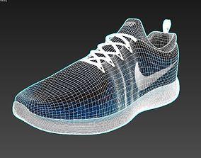 3D Nike Free Distance 2