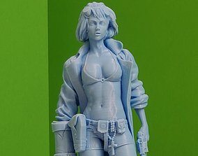 3D print model Hellgirl