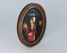 Dracula Framed Picture 3D model