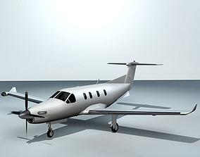 3D model Pilatus2