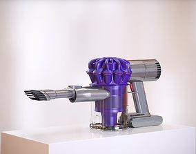 3D Manual vacuum cleaner