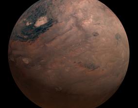 Planet Down 3D model