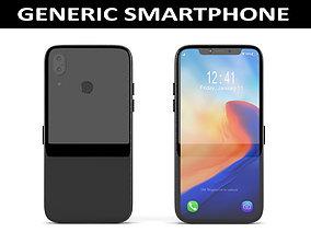 Generic Smartphone 3D 2018