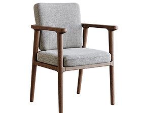 modern chair 128 3D model