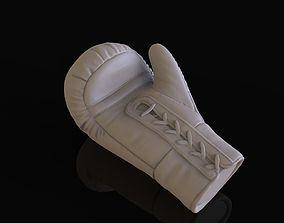 boxing gloves 3D model miniatures