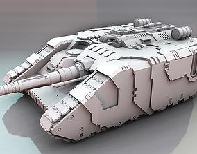 Reaper Assault Tank 3D printable model