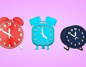 3D model Cartoon Watches