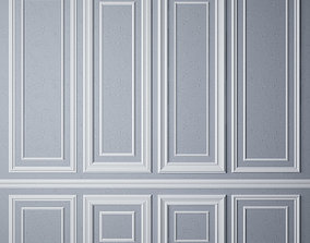 Set of Moldings 3D model