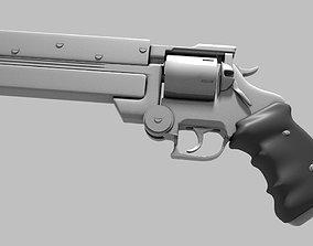 3D asset Vashs Gun