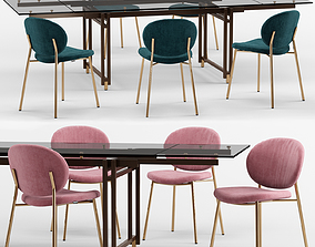 Ines and Berlin - Calligaris 3D