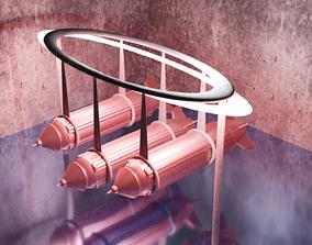 Nuclear Bombs 3D asset