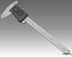 3D Digital Caliper