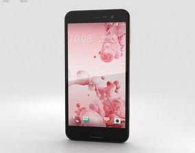 3D HTC U Play Cosmetic Pink