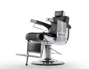 barber-chair 3D Bullfrog Barber Chair