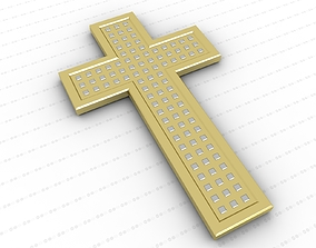 3D model orthodox Cross
