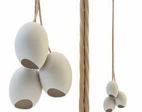 3D Porcelain Cluster By Farrah Sit 3