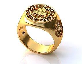 3D model Ring BK216