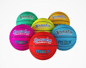 3D Basketball ball