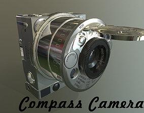 3D Compass Cameras