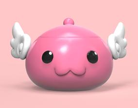 Cute Bowl or Plant Pot 3D print model