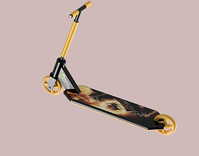 Toy Scooter 3D print model
