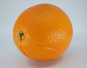 3D model Realistic - Orange