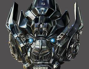 3D print model Transformers Ironhide Head