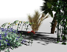 Nature Set 3D model