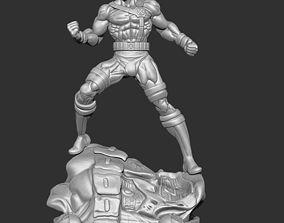 3D Ciclope action figure