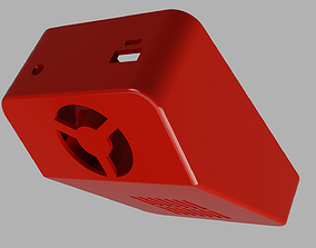 3D print model ISDT C4 charger upgrade body for Noctua 2