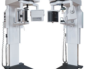 3D model x-ray pc 1000