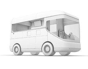 3D Arrival concept van