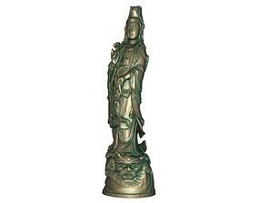 gypsy 3D printable model Goddess of Mercy